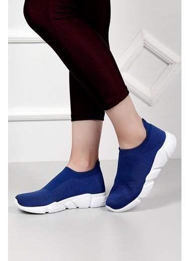 G.Ö.N. Ayakkabı Mavi